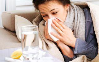 Лечение насморка народными средствами у взрослых