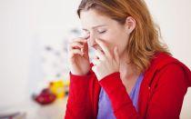 Вазомоторный ринит — основные симптомы и лечение у взрослых