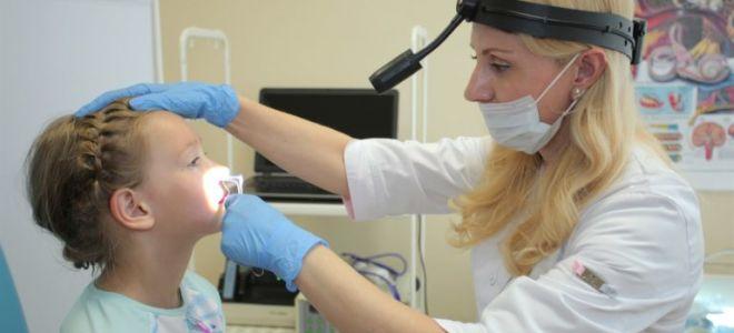 Как происходит лечение аденоидов у детей