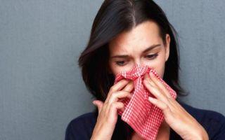 Что же такое насморк и почему он возникает