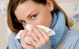 Как лечиться зеленый насморк