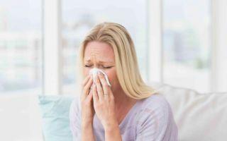 Симптомы и лечение ринита беременных