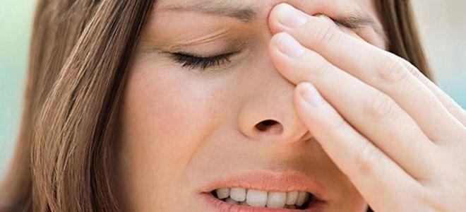 Что такое острый риносинусит