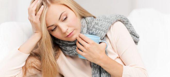 Что нужно делать при болях в горле и при насморке