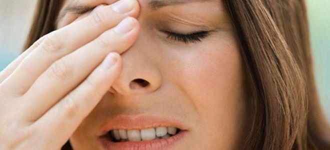 Что делать если болит нос от насморка
