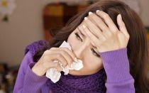 Как лечить насморк и головную боль
