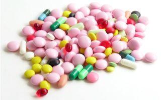 Современные лекарства от насморка