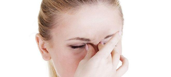 Острый и хронический катаральный синусит