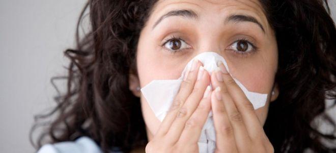Если начинается насморк, как предотвратить развитие воспаления