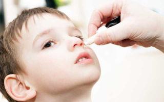 Обзор каплей для детей при аденоидах