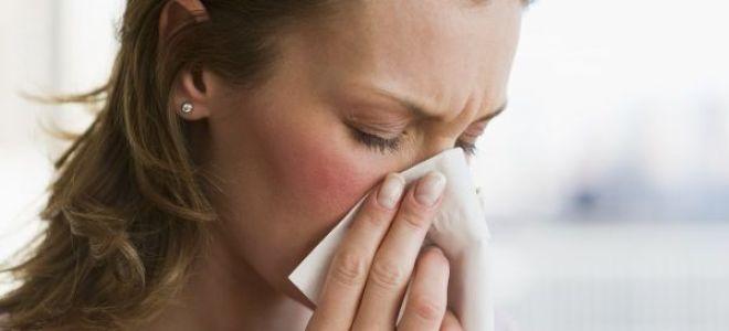 Как быстро и эффективно избавиться от насморка