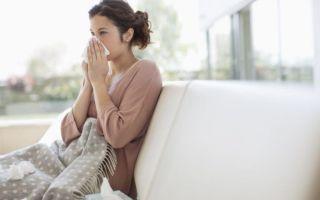 Насморк при беременности в первом триместре: как и чем лечить