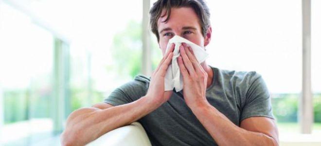 Ринит: характерные симптомы и лечение у взрослых
