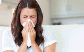 Как устранить жжение в носу при насморке