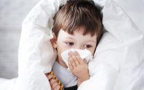 Как лечить кашель и насморк у ребенка
