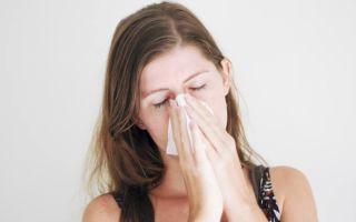 Почему возникает сильный насморк и заложенность носа и чем лечить