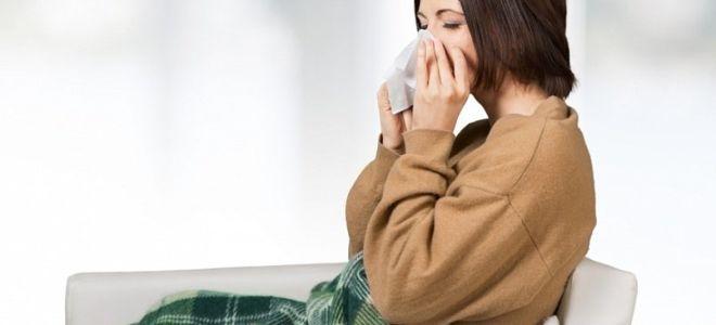 Безопасен ли спрей от насморка при беременности