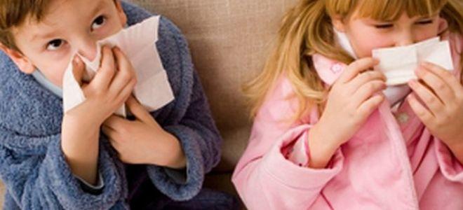 Что делать, если у ребенка насморк?