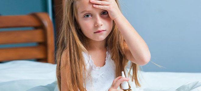 Риносинусит: основные симптомы и лечение у детей