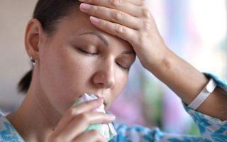 Какие могут быть осложнения после насморка