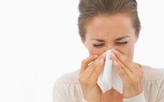 Причины и лечение сухого ринита