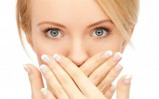 Почему возникает сухость в носу и кровяные корки
