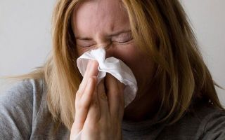 Как лечить сильный насморк