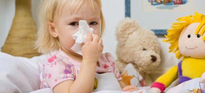 Как можно вылечить насморк у ребенка в домашних условиях