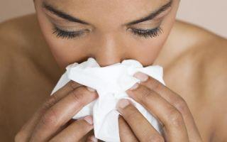 Почему идет кровь из носа по утрам