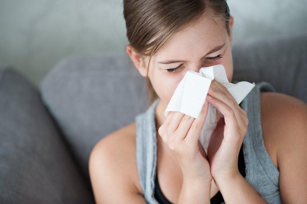 Симптомы и лечение бактериального ринита у детей и взрослых