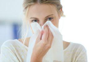 Ринит беременных кровь из носа