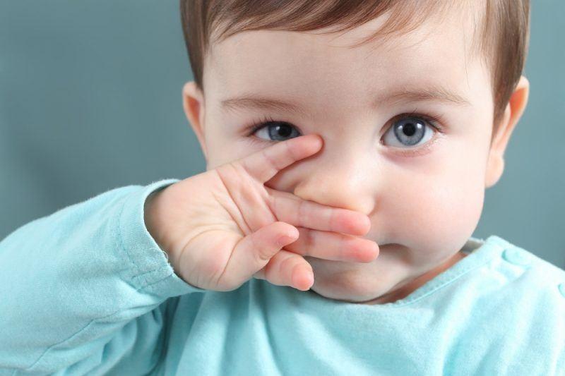 быстро вылечить насморк ребенку 1 год