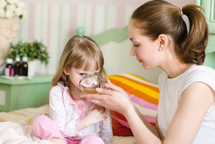 Кашель насморк и температура у ребенка