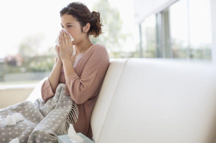 Беременная насморк что делать чем лечится