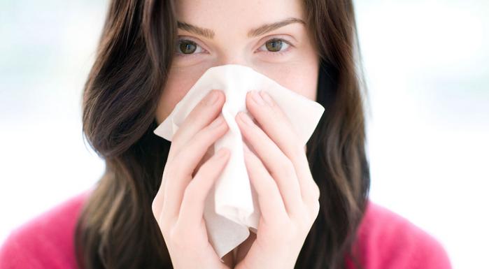 Через сколько проходит насморк при простуде